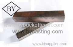 Ground engaging tools cat style wear bars for mining industry