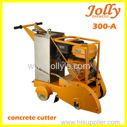 300C high performance concretion saw cutter machine