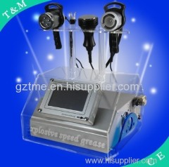 5in1 ultrasonic cavitation liposuction machine
