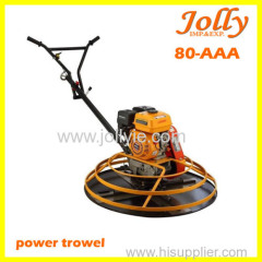 80AAA hand power trowel