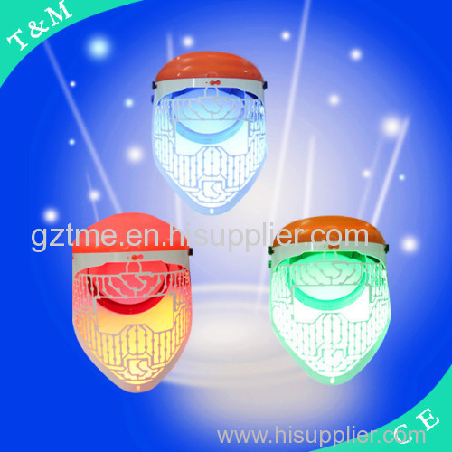 Facial mask led machine
