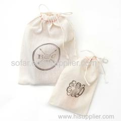 100% Organic Cotton Muslin Bag/ Favor Bag/ Party Bag/ Wedding Bag/ Coffee Bean Bag