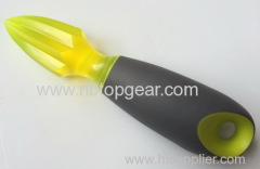 Colorful new design plastic lemon juicer Colorful Kitchen Gadgets