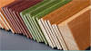 25/35/50/63MM Basswood Blinds Decorative interior wooden blinds