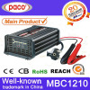 7 stages car battery charger,12V 10A with CE certificate,can repair dead batteries