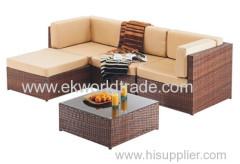 fashion rattan sofa set