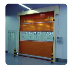 Standard Type High Speed Doors