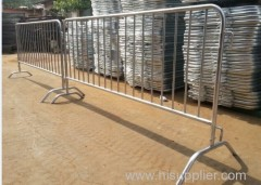 2.5M Fixed Foot Crowd Control Barriers