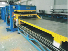 Lifting Serial Press Machine for Insulated PU Panels