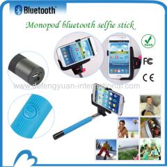 Bluetooth Control Handheld Monopod Selfie Stick