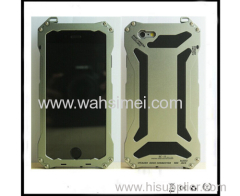 machine style phone case for iPhone 6 & 6 plus OEM/ODM China manufacturer wholesale