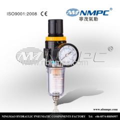 AFR series pneumatic air filter regulator