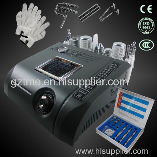 Multifunction microdermabrasion hydra facial machine