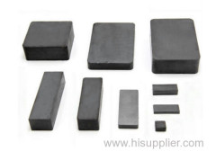 Bonded Rare Earth Magnet Block Magnet