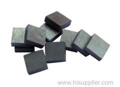 Bonded Neodymium Motor Block Magnet