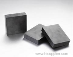 Powerful block bonded ndfeb magnet
