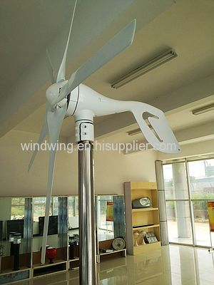 600W Horizontal Axis Wind Turbine(100W-20KW) WKH-600