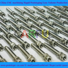 Precision CNC machining OEM parts with good quality