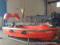 The G.R.P Rescue Boats