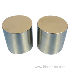 Rare earth sintered neodymium magnet disc