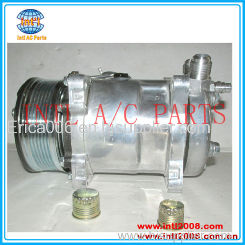 Universal AC compressor for Sanden 508 SD508 SD5H14 9565 PV6