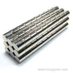Permanent sintered neodymium magnetic rods