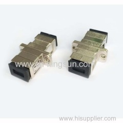 zinc-alloy metal sc adaptor
