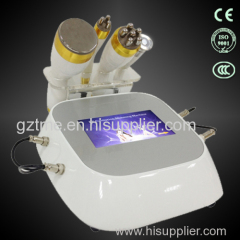 Salon equipment multifunction cavitation tripolar rf machine