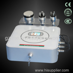 Cellulite Removal Ultrasonic Cavitation Tripolar RF Slimming Machine
