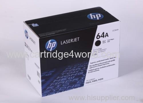 Genuine HP CC364A Black Laser Toner Cartridge (64A)