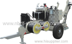 Overhead Transmission line Hydraulic Stringing Winch