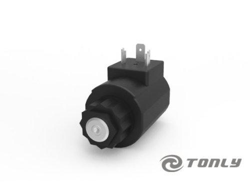 Hydraulic solenoid solenoid coils electromagnets solenoid valve