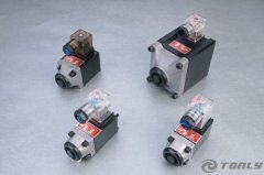 MF3 Rexroth type Solenoid for Hydraulics