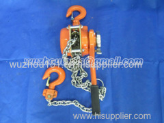 Mini Ratchet Lever Hoist Series Puller