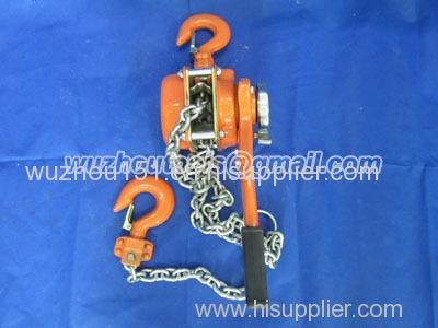Manual Hoists Mini Ratchet Lever Hoist