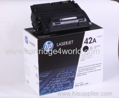 Genuine HP Q5942A Black Laser Toner Cartridge (42A)