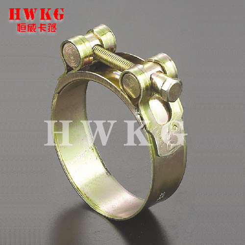 Heavy Duty Hose Clamps (DIN)