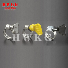 Turn-key clamps-Mini Type XM08Qy
