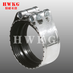 equal-diameter clamp Flexible Couplings-High Building F