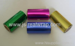 Colored Aluminium Foil for Hair Salon