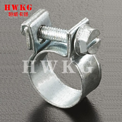 double clamp Mini hose clamp Mini Hose Clamps (SAE)
