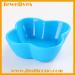 Small ideas colorful silicone plates