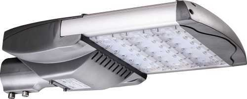 Adjustable Pole 165W LED Street Light With Meanwell Driver And PHILIPS Leds F