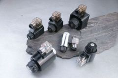 MFJ9-27YC Thread Series Solenoid for Hydraulics