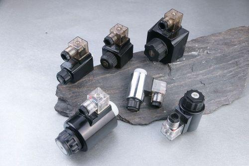 MFJ9-27YC Thread Series Solenoid for Hydraulics
