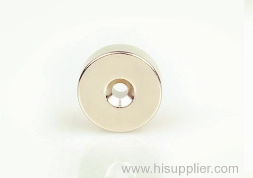 high grade cylinder permanent magnet