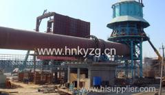 alumina rotary kiln cement rotary kiln refractory rotary kiln furnace iron