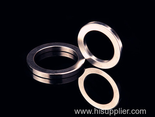 Bicycle hub motor permanent magnet