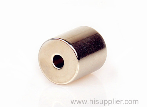 Ni coating sintered ring ndfeb magnets