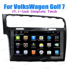 Wholesale Deckless Special Car Navigation with Bluetooth Multimedia VW Golf 7 In Car Radio Android